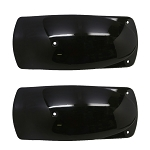 2 pcs Universal Mud Guards 110cc Kandi Go Kart Dune Buggy
